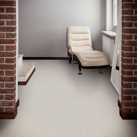 Perfection Floor Tile Leather Look