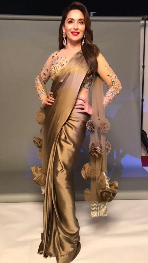 For the love of chiffon saris sari by issa studio hmu by manasa makeup artiststyled by image craft by shweta malpani 10 november 2018 – Artofit