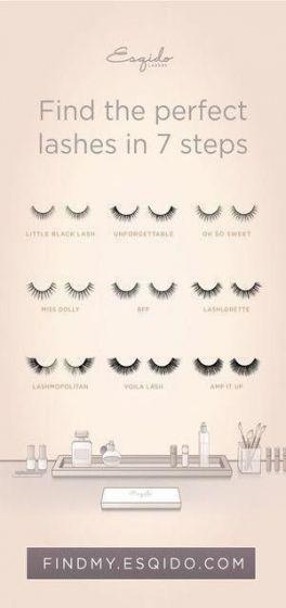 43 Ideas For Makeup Tutorial For Beginners False Lashes Fake Eyelashes Makeup Eyeshadows False Lashes Lashes Fake Eyelashes Fake Eyelashes