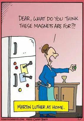Lutheran Humor...