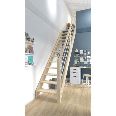 Escalier Ludo Stairs Cabin Home