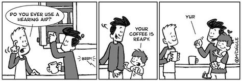 Hearing aid.....kid