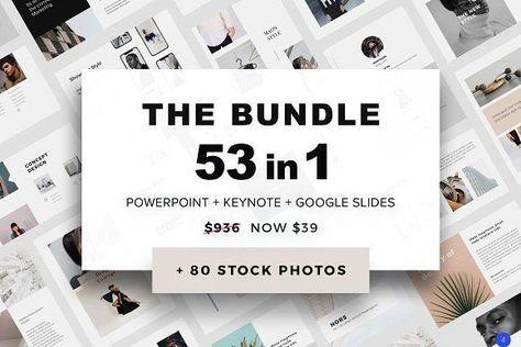 The Bundle + 80 Photos FREE Updates