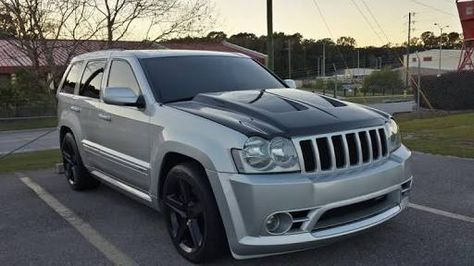 2008 Jeep Grand Cherokee SRT8 FOR SALE LET ME IF YOURE