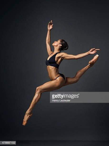 Ballet dancer Misty Copeland is photographed for Self Assignment on November 25 in New York City. Get premium, high resolution news photos at Getty Images Ballet Poses, Dance Poses, Ballet Dancers, Ballerinas, Ballerina Body, Ballerina Dancing, Misty Copeland, Black Dancers, Ballet Photography