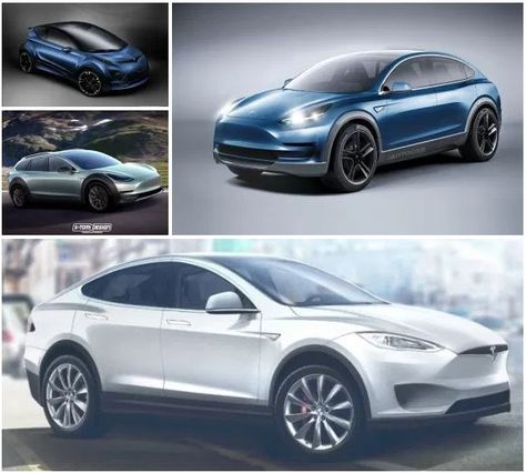What Tesla Model Y Will Totally Look Like Model Electric Cars