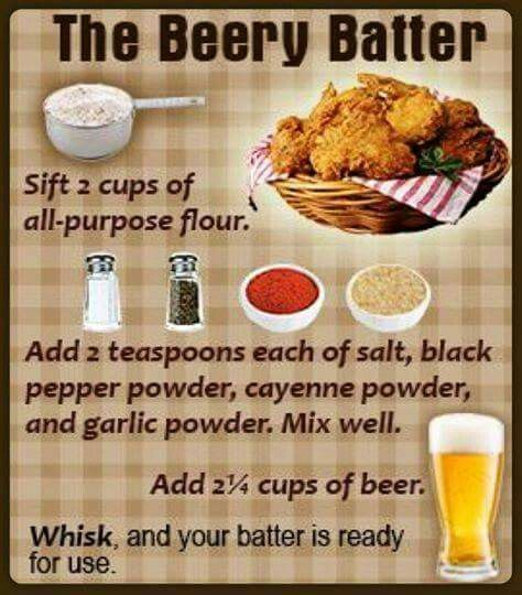 Perfect Easy Beer Batter Batter Beer Easy Perfect Stuffed