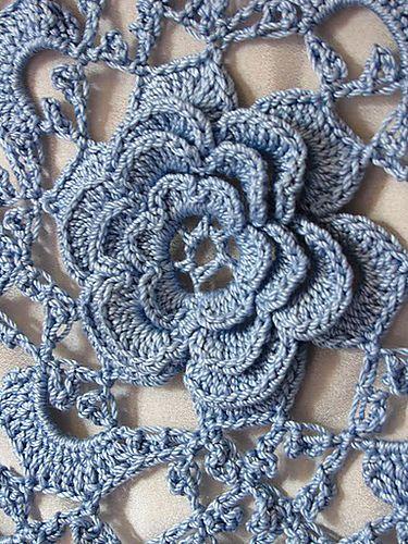 crochet bag vintage freebie pattern link. Very retro. Thanks so for sharing xox