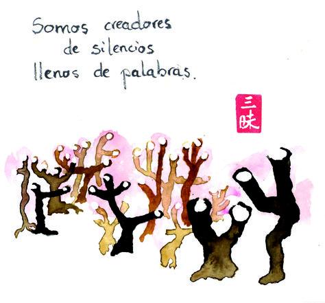 #DenkôMesa Tomás Estévez Creadores de silencios Acuarelas #tomasestevez #aquarelles