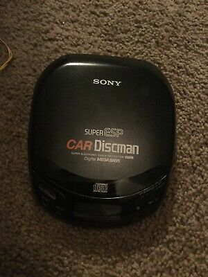 Best buy portable cd player for car