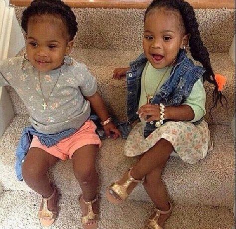 black twin babies tumblr - photo #41