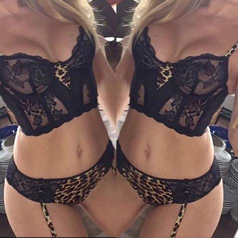 Sexy Womens Lingerie Lace Babydoll Underwear Nightwear Sleepwear G-string | eBay