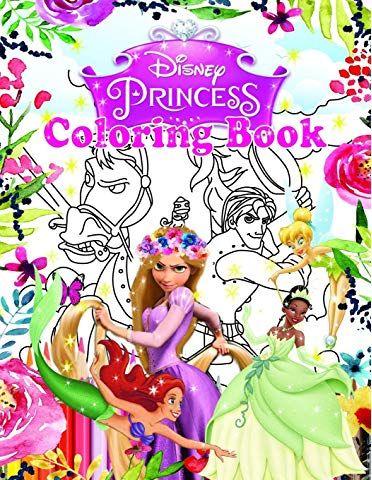 Disney Princess Fun Doodles by Parragon Book