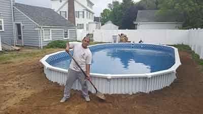 Aquasports Pools Makes The Aquasport 52 Pool Model Brochure Page