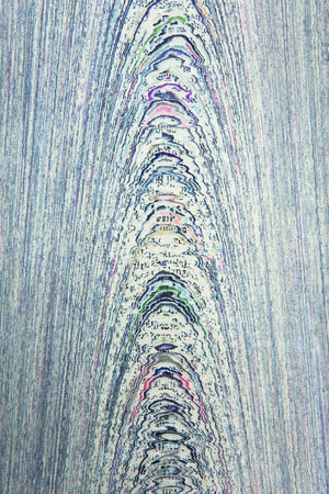 NewspaperWood reverses a traditional production process; not from wood to paper, but from (news)paper to wood. Produced in logs, a slice of NewspaperWood shows the layers of paper which correspond to wood grain or growth rings of a tree and therefore resemble the aesthetics of real wood.