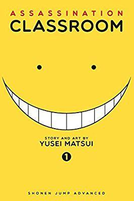Assassination Classroom Vol 1 Yusei Matsui 9781421576077 Amazon Com Books Assassination Classroom Assasination Classroom Assassin