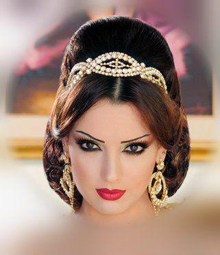10 Idees De Coiffures De Mariage Annuaire Du Mariage Algerien Coiffure Mariage Idees De Coiffures Coiffure Mariage Cheveux Long