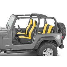 Diver Down Neoprene Seat Covers For 97 06 Jeep Wrangler Tj