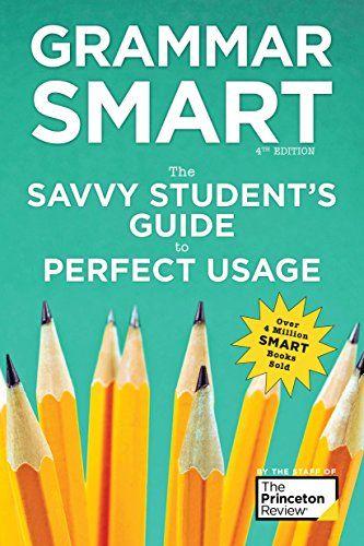 Download Grammar Smart 4th Edition Pdf E Book Student Guide Princeton Review Grammar