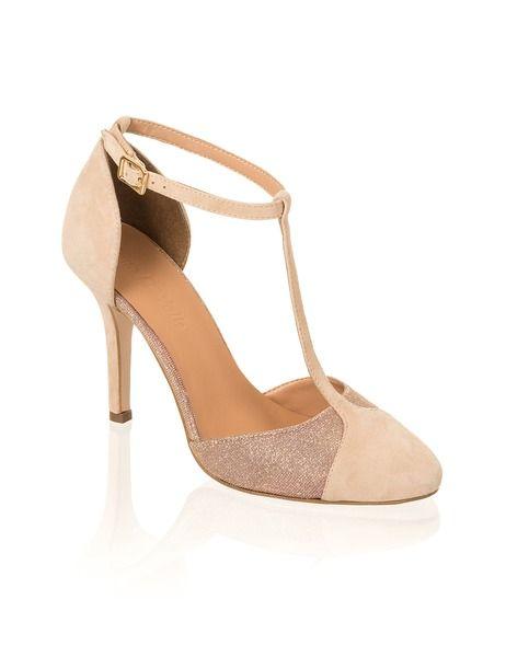 Lazzarini Lederkombi Pumps pink Gratis Versand | Schuhe