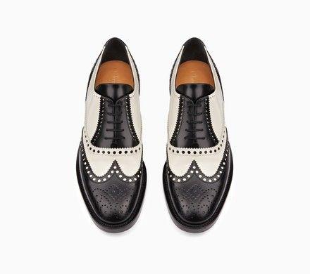 0494d9c3dd0 On my Christmas list...Diorunit Oxford shoe in perforated matt ...