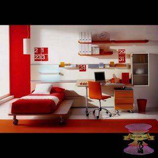 ارقى وأجمل الوان دهانات غرف نوم اطفال مودر ن 2021 Top4 In 2021 Home Home Decor Loft Bed