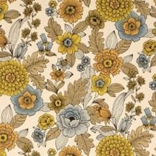 Trend: the 70s floral patterns