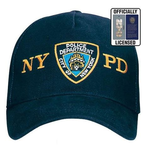 f1795bd85 Ems Logo Embroidered Ball Caps | security and law enforcement | Hats ...