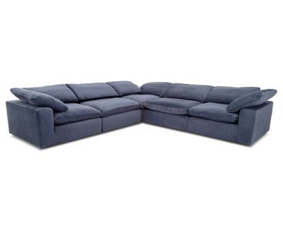 Jazzy 5 Pc Sectional Rowe Furniture Sectional Furniture