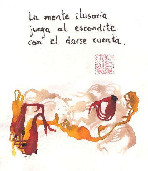 Denkô Mesa Tomás Estévez La mente ilusoria Aquarelles #tomasestevez #denkômesa #abyssalEmbers #aquarelles