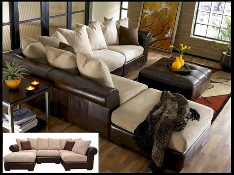 Leather Or Fabric Sofa For Family Room Sears Cleaning Coupon And Sectional Colors