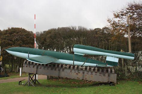A V-1 Rocket