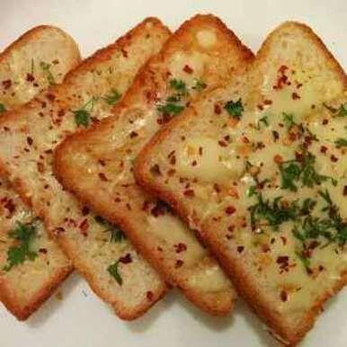 Cheese Garlic Bread Recipe By Sonal At Betterbutter Recipe Recipes Bread Dishes Cooking Cheese