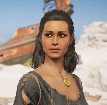Kyra Assassins Creed Odyssey Assassins Creed Assasins Creed