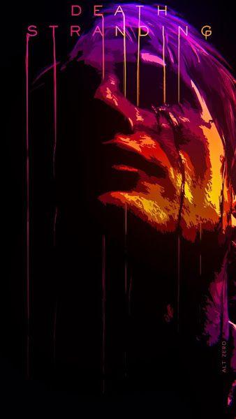 Death Stranding Cliff 4k 3840x2160 Wallpaper Death Wallpaper Kojima Productions