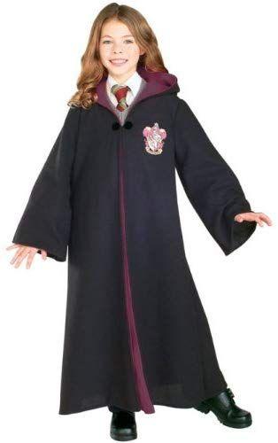 Deluxe Gryffindor Robe Costume Medium Harry Potter Fancy Dress Hermione Granger Costume Hermione Costume