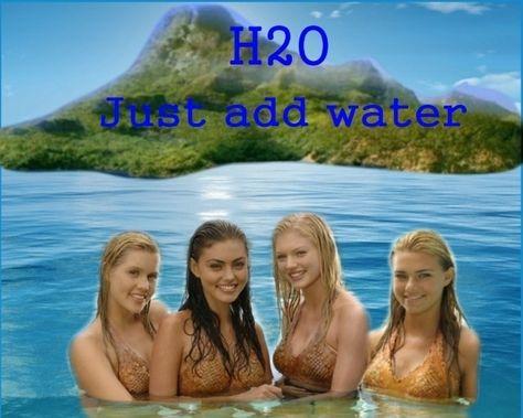 H20 Girls Com Imagens Temporadas