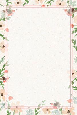 Koperta Koldre Projektowania Papieru W Tle In 2020 Flower Frame Butterfly Background Floral Poster