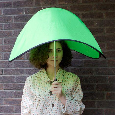 Drop umbrella by Ayca Dundar