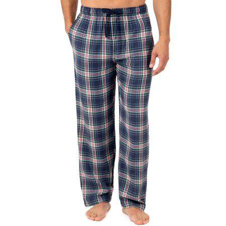 New Mens Boys Pyjamas Checked Cotton Pants Night Wear Bottoms UK SIZES S M L XL
