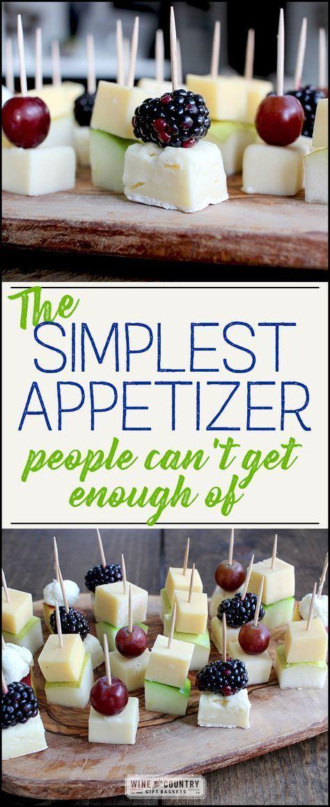 Super Simple Appetizer
