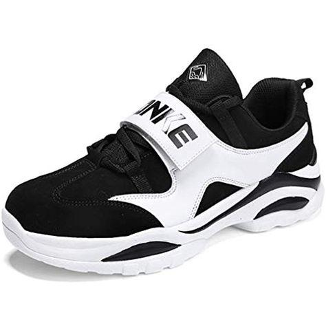 YAN Unisex Scarpe Donna Nabuk Inverno Sport Scarpe Low-Top Sneakers Moda  Paio Scarpe Uomo 62c61924baf
