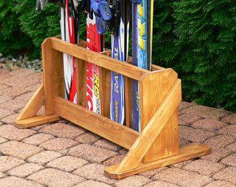 ski racks ideas ski rack ski storage