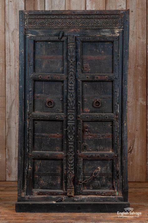 17 New Ideas Jali Door Design Modern Interior In 2020 Kitchen Furniture Storage Antique Doors Wood Storage Cabinets