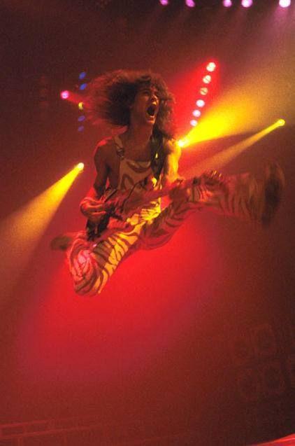 #20 - Van Halen  -  JUMP - Hells to the yes
