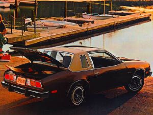 1978 Chevrolet Monza Coupe Chevrolet Monza Classic Cars Chevrolet