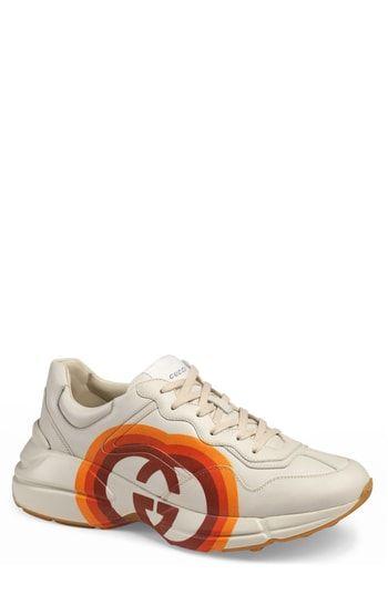 GUCCI RHYTON SNEAKER. #gucci #shoes