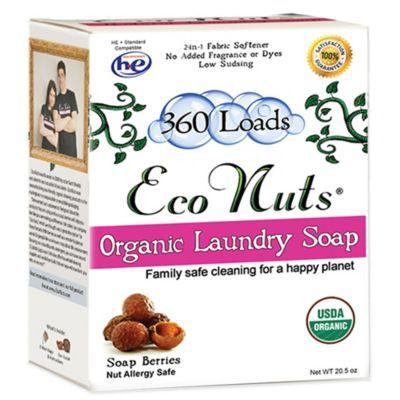Eco Nuts 20 5 Oz 360 Loads Soap Nuts Organic Laundry Soap