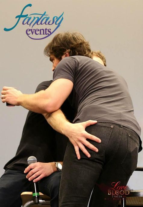 OMG these two   Missing them!!! #LBItaCon3D #Somerley #Cicci