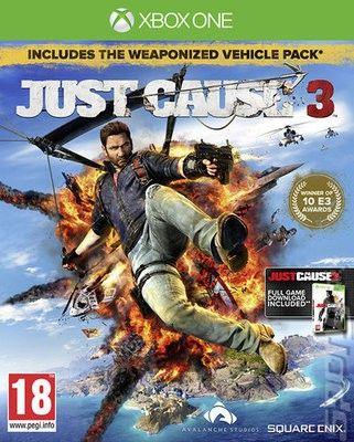 Just Cause 3 Xbox One For 4 19 Just Cause 3 Xbox One Xbox